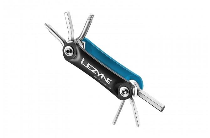 LEZYNE RAP - 6 BLUE/BLACK / Инструмент, Инструменты - в интернет магазине спортивных товаров Tri-sport!