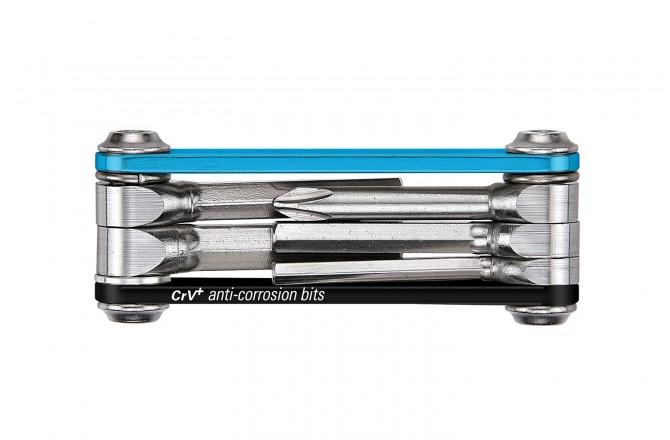 LEZYNE V - 5 BLUE/BLACK / Инструмент, Инструменты - в интернет магазине спортивных товаров Tri-sport!