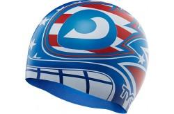 TYR The Masked Liberator Cap / Шапочка плавательная, Шапочки - в интернет магазине спортивных товаров Tri-sport!