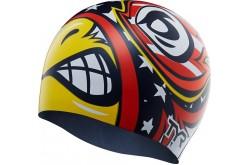 TYR The Winged Avenger Cap / Шапочка плавательная, Шапочки - в интернет магазине спортивных товаров Tri-sport!