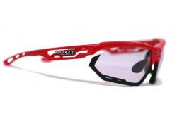 Rudy Project Fotonyk Fire Red Gloss/Bumpers Black - Impactx Photochromic 2Black / Очки, Оптика - в интернет магазине спортивных товаров Tri-sport!