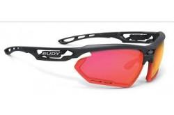 Rudy Project Fotonyk Matt Black/Bumpers Red Fluo - Polar 3Fx Hdr Mls Red / Очки, Оптика - в интернет магазине спортивных товаров Tri-sport!