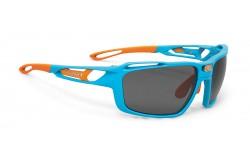 Rudy Project Sintryx Azur Gloss - Smoke Black / Очки, Очки - в интернет магазине спортивных товаров Tri-sport!