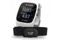 Polar M400 White HR / Пульсометр, Гаджеты - в интернет магазине спортивных товаров Tri-sport!