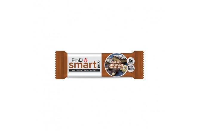 PhD SmartJack Bar Шоколад-Фундук / Батончик протеиновый (60g), Батончики - в интернет магазине спортивных товаров Tri-sport!
