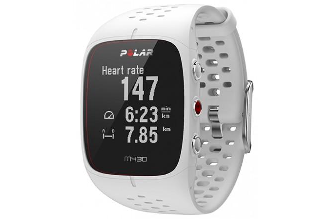 POLAR M430 WHI / Спортивные часы с пульсометром, Пульсометры - в интернет магазине спортивных товаров Tri-sport!