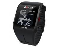 POLAR V800 Black H10 HR + Strava / Спортивные часы с пульсометром