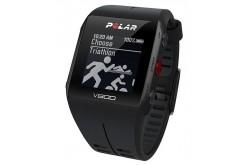 POLAR V800 Black H10 HR + Strava / Спортивные часы с пульсометром, Гаджеты - в интернет магазине спортивных товаров Tri-sport!
