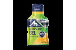 Multipower Multi Carbo Gel, Lemon  340 mg Electrolyte  / Энергетический гель 1 пакетик 40гр., Питание - в интернет магазине спортивных товаров Tri-sport!