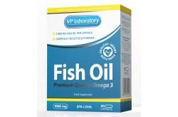 VPLab Fish Oil/ Рыбий жир, Аминокислотные комплексы и ВСАА - в интернет магазине спортивных товаров Tri-sport!