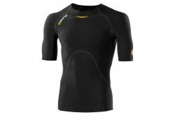 Skins A400 Top Short Sleeve/ Майка с короткими рукавами мужская, Компрессионные шорты и тайтсы - в интернет магазине спортивных товаров Tri-sport!