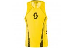 Майка жен. Scott RC RUN б/рук sl rc yellow, Футболки, майки, топы - в интернет магазине спортивных товаров Tri-sport!