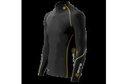 Skins BioAcc A200 Mens Thermal L/S Mck Neck / Термофутболка с длинными рукавами, Компрессионное термобелье - в интернет магазине спортивных товаров Tri-sport!