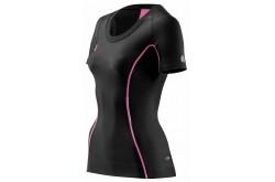 Skins BioAcc A200 Womens Top Short Sleeve / Женская майка с короткими рукавами, Компрессионные шорты и тайтсы - в интернет магазине спортивных товаров Tri-sport!