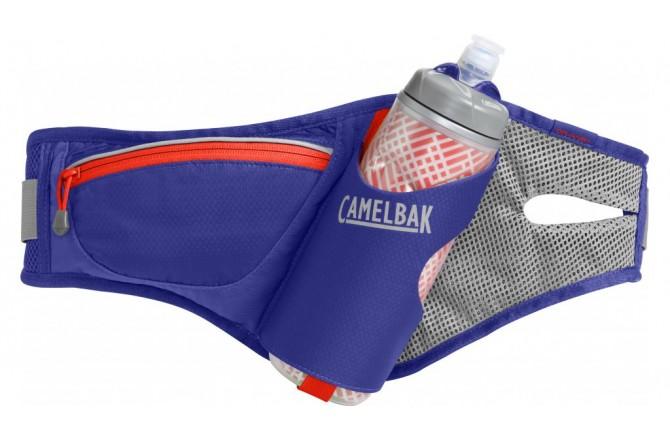 Camelbak CamelBak Delaney Belt 21 oz (0,62L) Deep Amethyst/Fier/ Сумка поясная (бутылка в комплекте), Гидропаки и бутылки - в интернет магазине спортивных товаров Tri-sport!