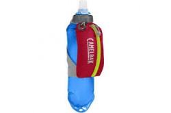 Camelbak Nano Handheld 17 oz  Crimson Red/Lime Punch / Фляга 0,5л с сумочкой  на руку, Аксессуары для бега - в интернет магазине спортивных товаров Tri-sport!