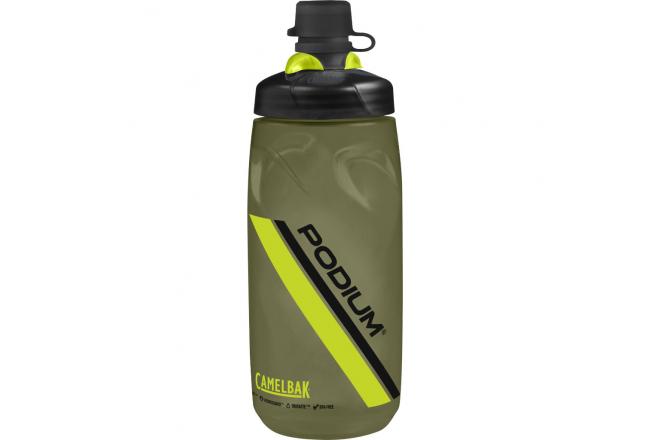 Camelbak Podium® 21oz - Dirt Series Olive/ Фляга 0,62 л@, Фляги - в интернет магазине спортивных товаров Tri-sport!
