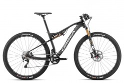 Orbea MTB OIZ 27 M20 15 / Велосипед черн - бел, Двухподвесы - в интернет магазине спортивных товаров Tri-sport!