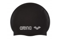 Arena Classic Silicone Черный / Шапочка для плавания
