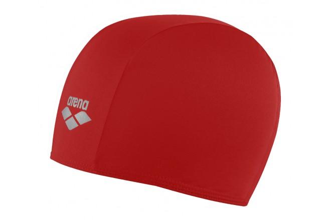 Arena Polyester Красный / Шапочка для плавания, Шапочки - в интернет магазине спортивных товаров Tri-sport!