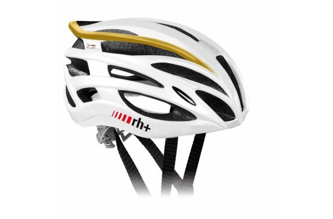 Zerorh+ Z2in1 Woman (Matt White-Matt Gold) / Шлем велосипедный, Шлемы - в интернет магазине спортивных товаров Tri-sport!