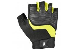 Scott Essential к/пал black/sulphur yellow / Перчатки, Перчатки - в интернет магазине спортивных товаров Tri-sport!