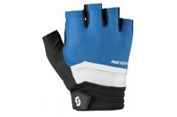 Scott Perform к/пал empire blue/white / Перчатки, Перчатки - в интернет магазине спортивных товаров Tri-sport!