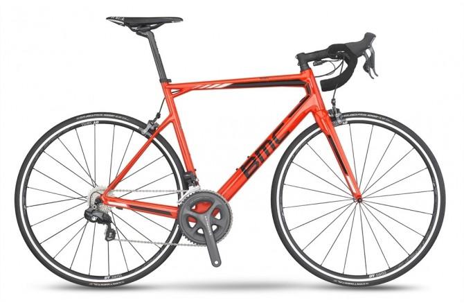 BMC Teammachine SLR01 Ult Di2 52x36 Team Red 2016 / Велосипед шоссейный, Шоссейные - в интернет магазине спортивных товаров Tri-sport!