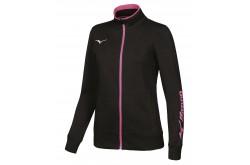 Mizuno Sweat FZ Jacket W / Толстовка на молнии женская, Ветровки - в интернет магазине спортивных товаров Tri-sport!