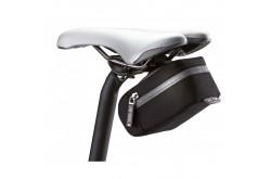 Подседельная сумка Scicon Elan Double Velcro Fit 780, cordura, крепеж стропы, 82 гр., цвет black, Велочехлы и сумки - в интернет магазине спортивных товаров Tri-sport!