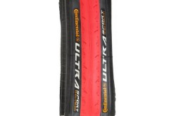 Continental Ultra SportII / Покрышка 23 черн./красн., Покрышки и камеры - в интернет магазине спортивных товаров Tri-sport!